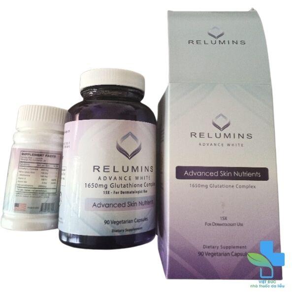 vien-uong-relumins-glutathione