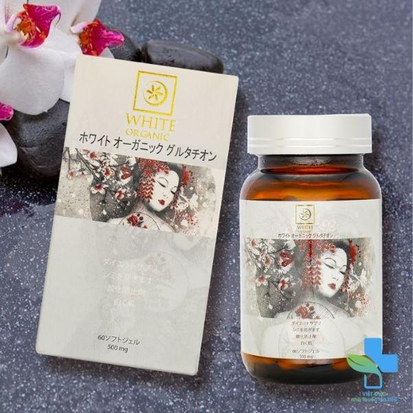 Vien-uong-White-Organic-Glutathione
